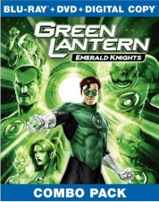 Green Lantern: Emerald Knights Blu-Ray