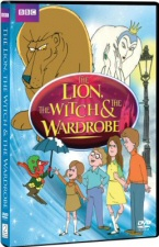 Lion, The Witch and The Wardrobe animated