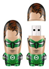 Green Lantern USB Mimobot