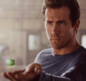 Ryan Reynolds as Hal Jordan/Green Lantern