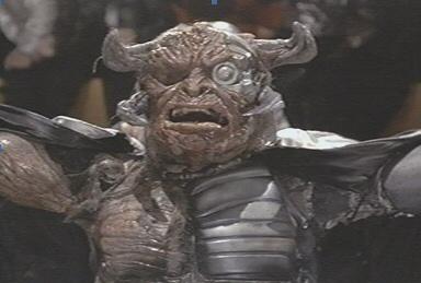 Michael Deak as Horn from Arena