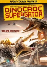 Dinocroc vs. Supergator DVD