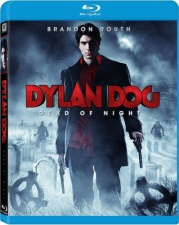 Dylan Dog: Dead of Night Blu-Ray