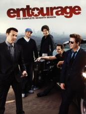 Entourage Season 7 DVD