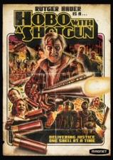 Hobo With a Shotgun DVD