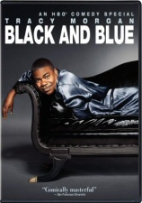 Tracy Morgan: Black and Blue DVD