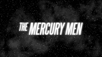 Mercury Men Title