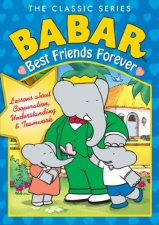 Babar: Best Friends Forever DVD