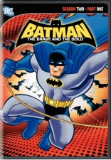 Batman: The Brave and the Bold Season 2, Part 1 DVD