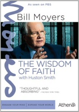 Bill Moyers: Wisdom of Faith DVD