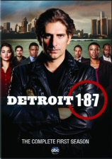 Detroit 187: Season 1 DVD