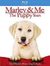 Marley and Me: The Puppy Years Blu-Ray