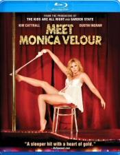 Meet Monica Velour Blu-Ray