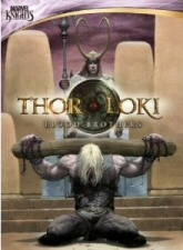 Thor and Loki: Blood Brothers DVD