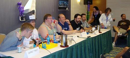 DragonCon 2011: Make the Bad Men Stop