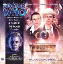 Doctor Who: A Death in the Family CD