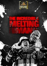Incredible Melting Man DVD