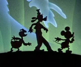 Lonesome Ghosts Disney