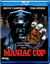 Maniac Cop Blu-Ray