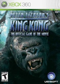 Peter Jackson's King Kong for Xbox 360