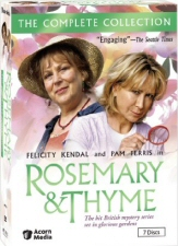 Rosemary and Thyme Complete Collection DVD