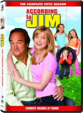 According to Jim: The Complete Fifth Season DVD