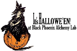 It's Halloween at Black Phoenix