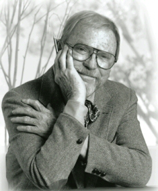 Chuck Jones with arms crossed