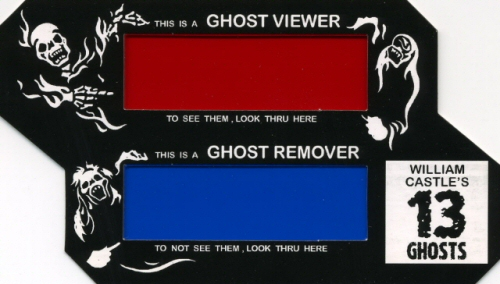 Illusion-O Ghost Viewer - 13 Ghosts