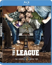 League Season 2 Blu-Ray