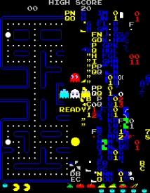 Pac-Man kill screen