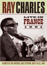 Ray Charles: Live in France 1961 DVD
