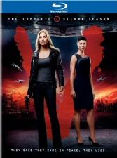 V: Complete Second Season Blu-Ray