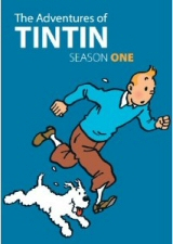 Adventures of Tintin Season 1 DVD