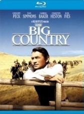 Big Country Blu-Ray