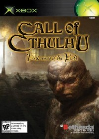Call of Cthulhu: Dark Corners of the Earth Xbox