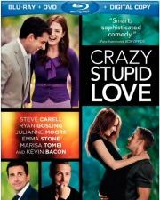 Crazy Stupid Love Blu-Ray