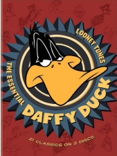 Essential Daffy Duck DVD
