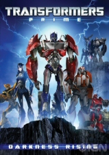 Transformers Prime: Darkness Rising DVD