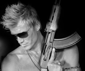 Dolph Lundgren in Command Performance