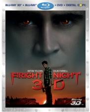 Fright Night 3D Blu-Ray 2011
