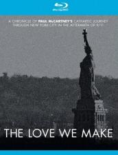 Paul McCartney: Love We Make Blu-Ray