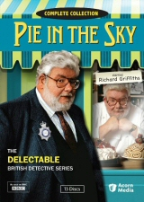 Pie in the Sky Complete Collection DVD