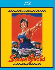 Rolling Stones: Some Girls Live in Texas 78 Blu-Ray