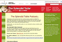 Splendid Table Podcast