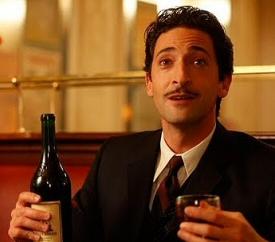 Adrien Brody as Salvador Dali in Midnight in Paris