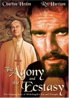 Agony and the Ecstasy DVD