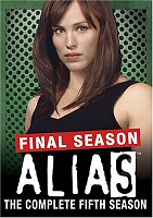 Alias: The Complete Fifth Season DVD