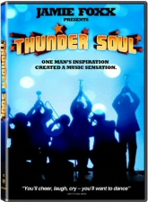 Jamie Foxx Presents Thunder Soul DVD