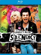 Sid and Nancy Blu-Ray